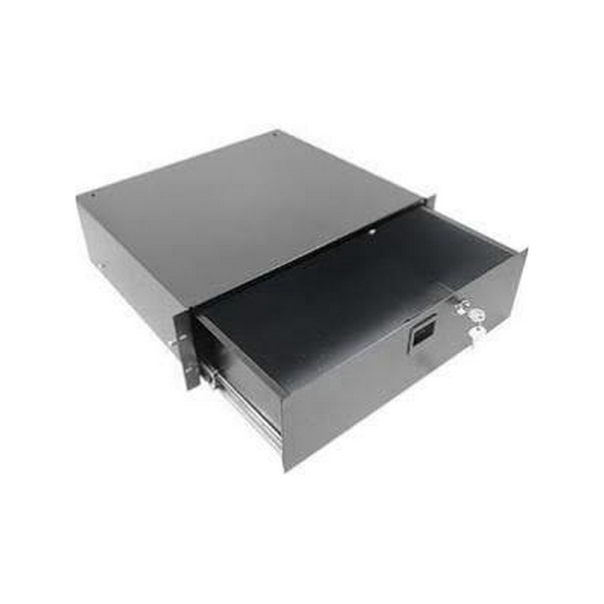 Penn Elcom 3234LK 4 Space rack drawer 15.25