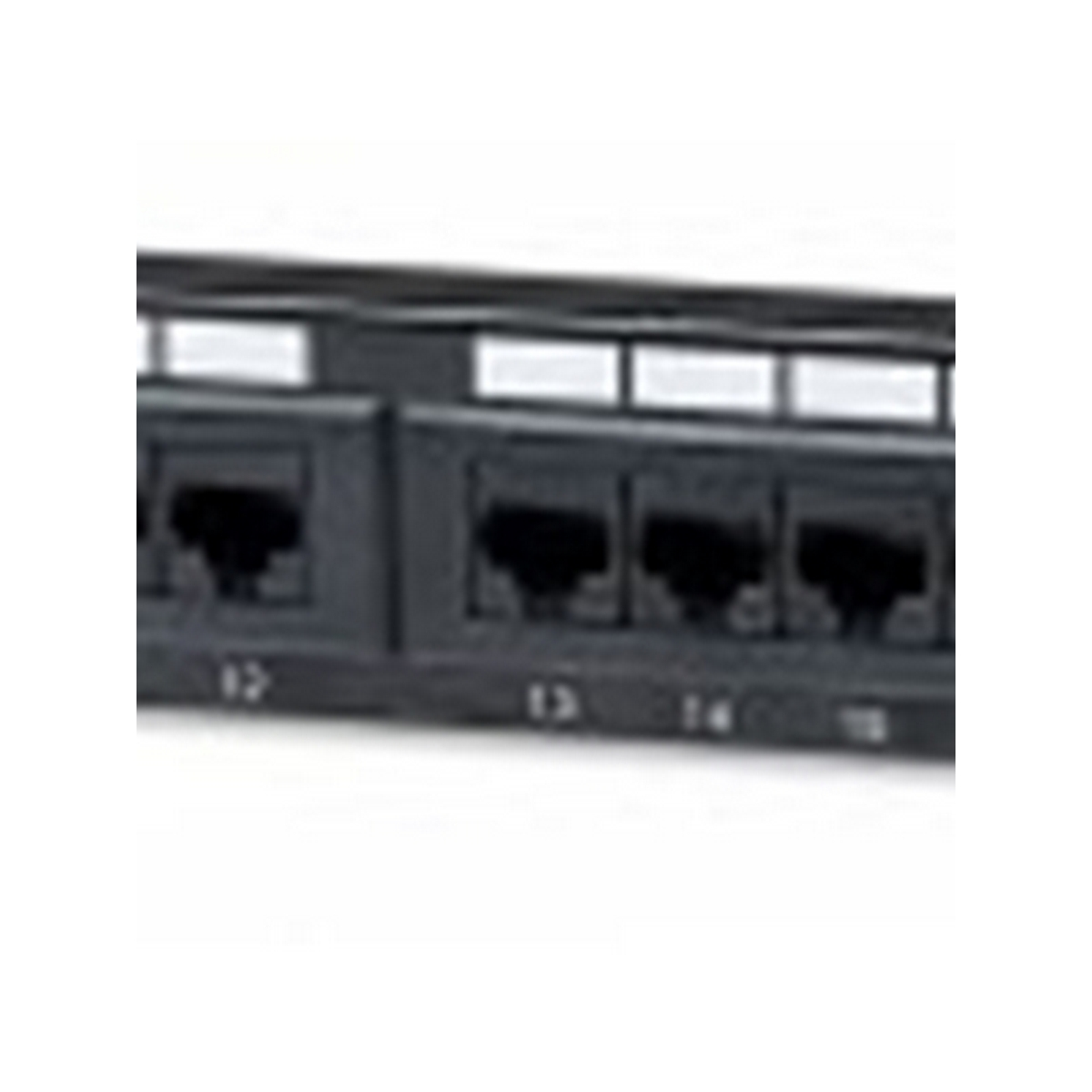 24port Cat5e UTP Patch Panel