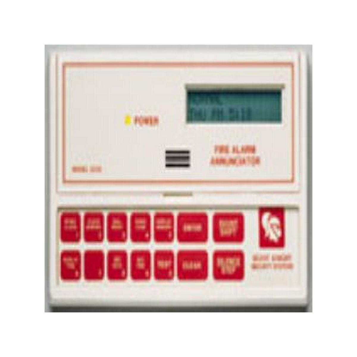 Silent Knight SK5230  LCD Remote annunciator for SK5207,5204,5104
