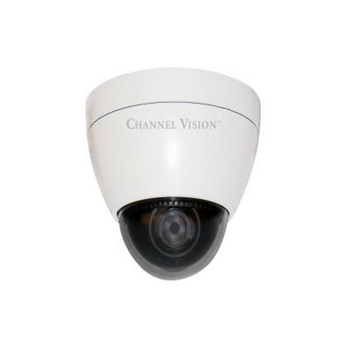 Channelvision 1.3 Megapixel Mini Dome IP Camera w/POE (Power Supply Not Included, Power Supply 5017PS)