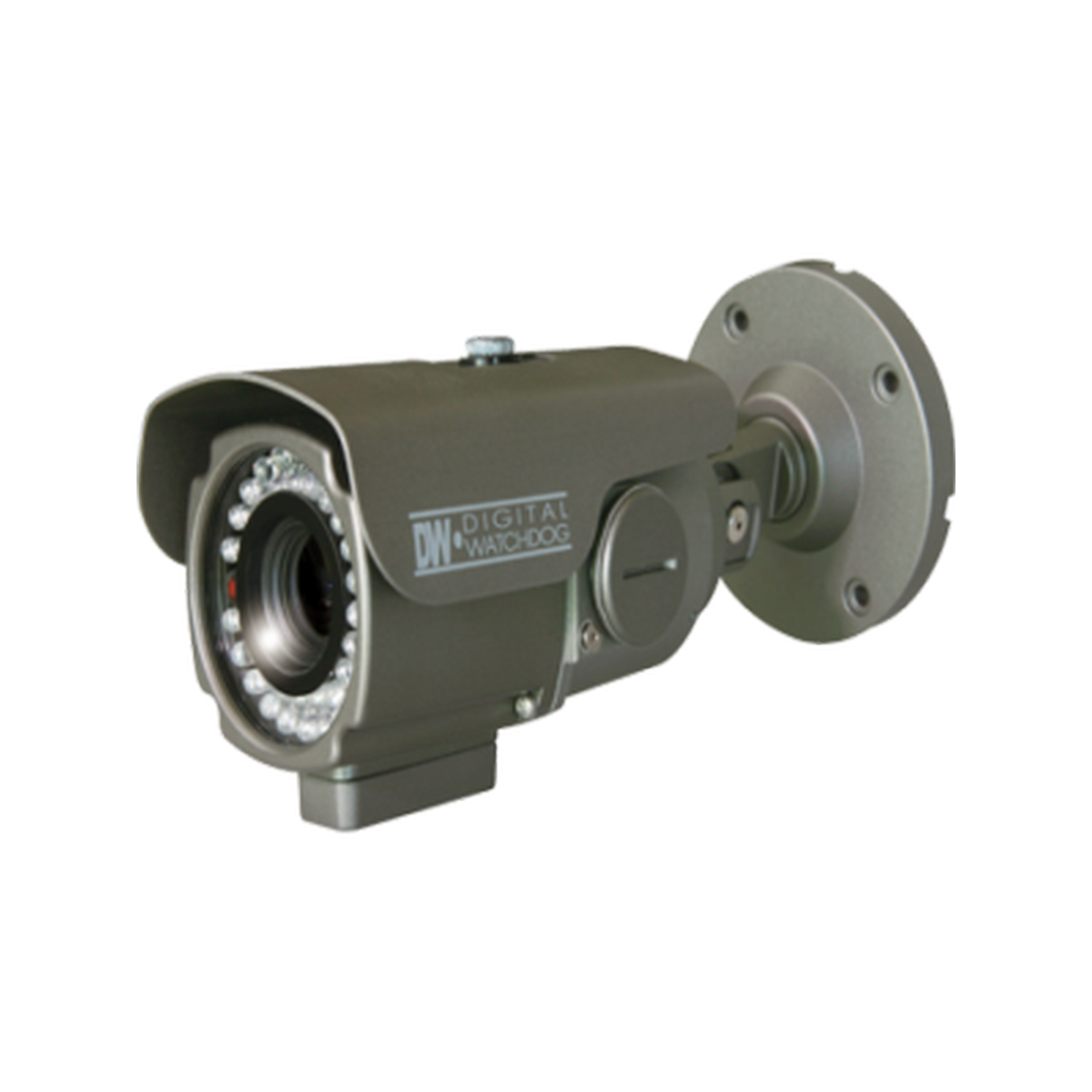Digital Watchdog B1363TIR IR bullet camera, dual voltage, Starlight 3-12mm