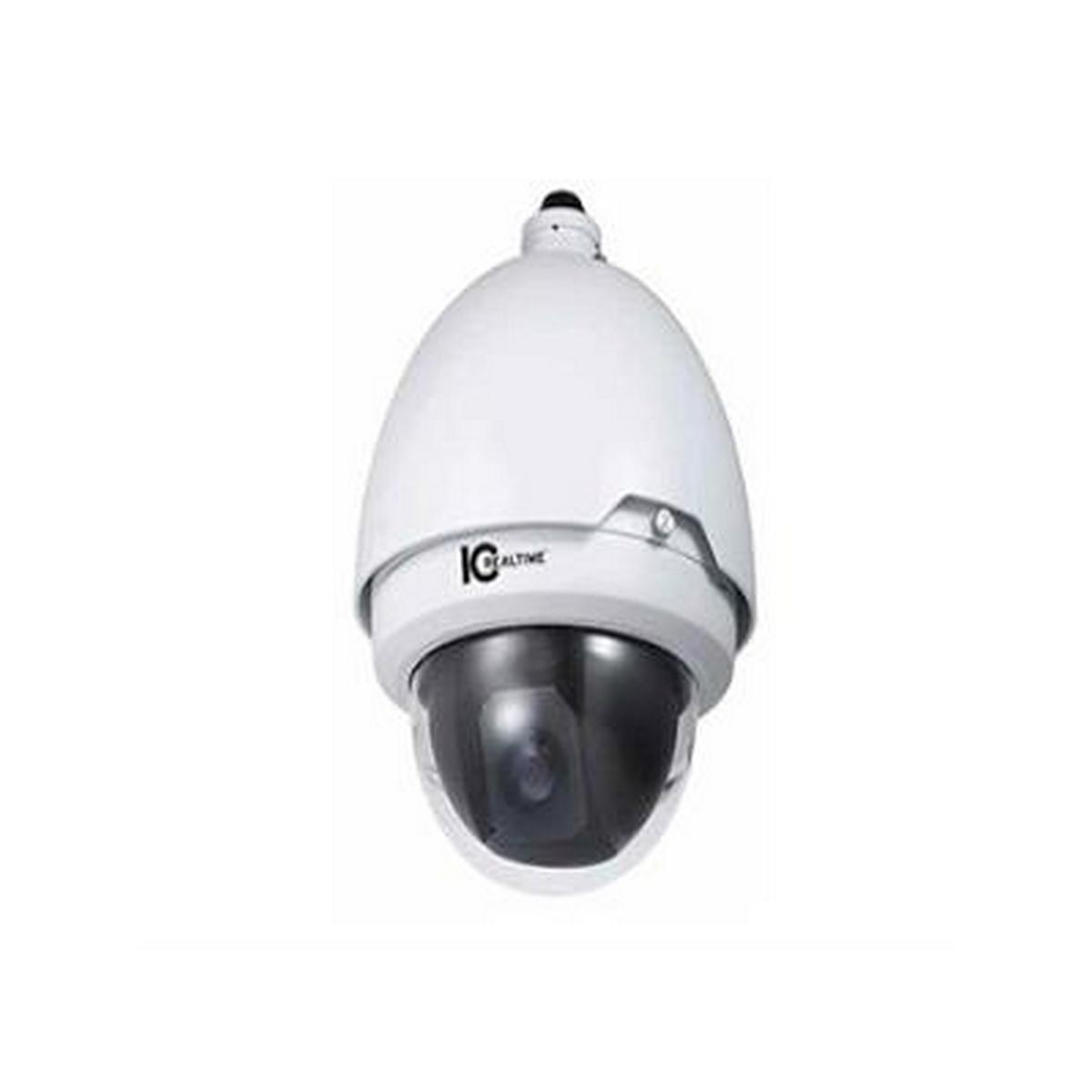 INDOOR/OUTDOOR IP PTZ, 2.0 MEGAPIXEL, 20X OPTICAL AUTO FOCUS ZOOM, WITH H.264E COMPRESSION, 24VAC - POWER SUPPLY AND WALL MOUNT INCLUDED