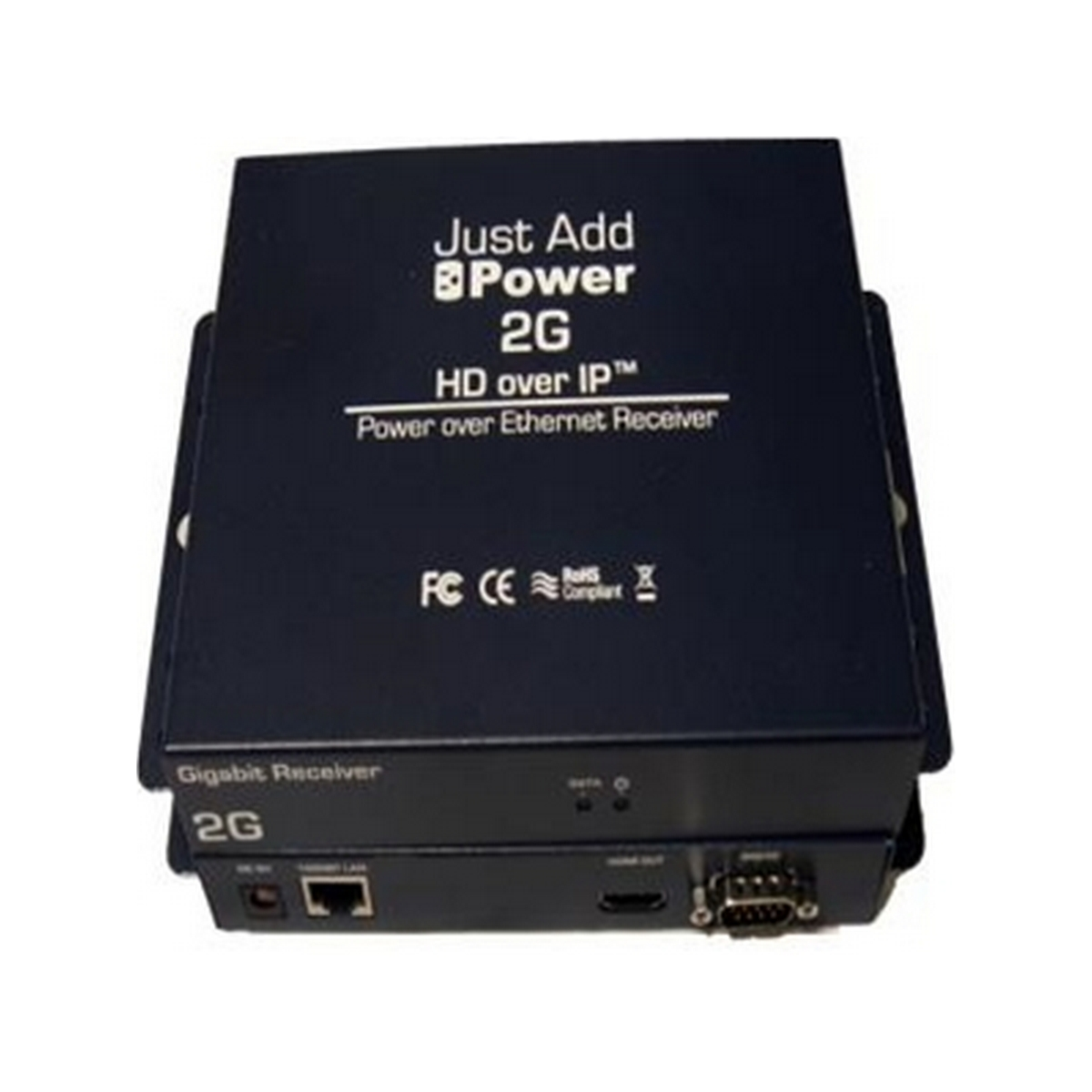Just Add Power  VBS-HDMI-218POE  2G+PoE  Receiver