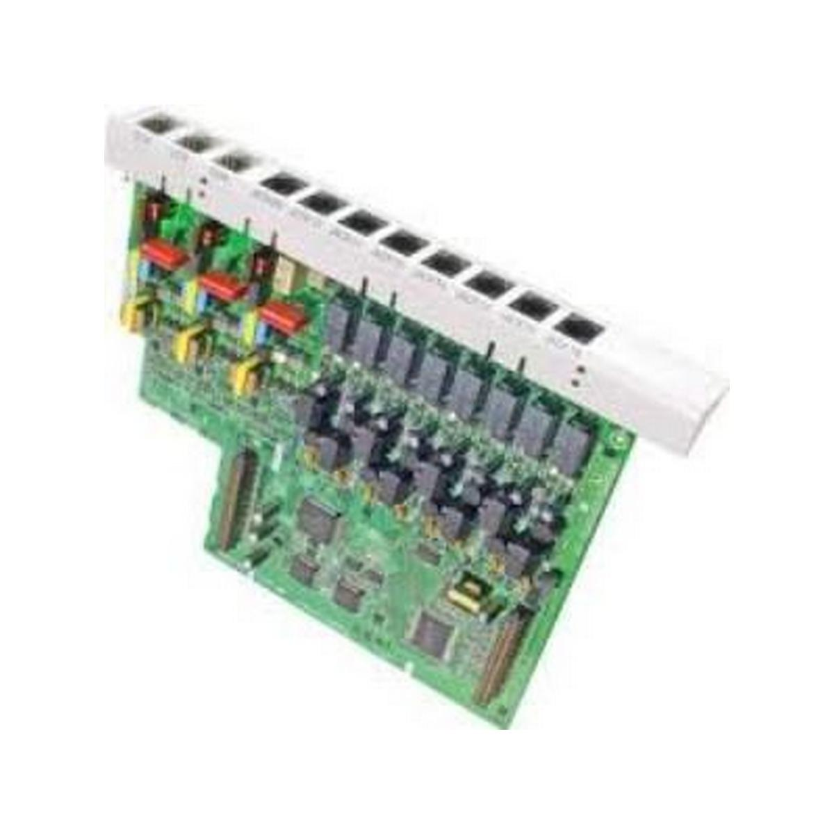 Panasonic KX-TA82483 PORT ANALOG CO LINE AND 8 PORT HYBRID EXNTENSION CARD (FOR TA ONLY)