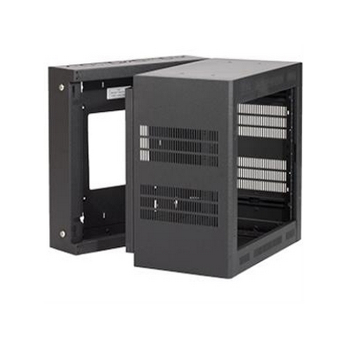 Lowell Rack Sectional Wall Mount-12U,28