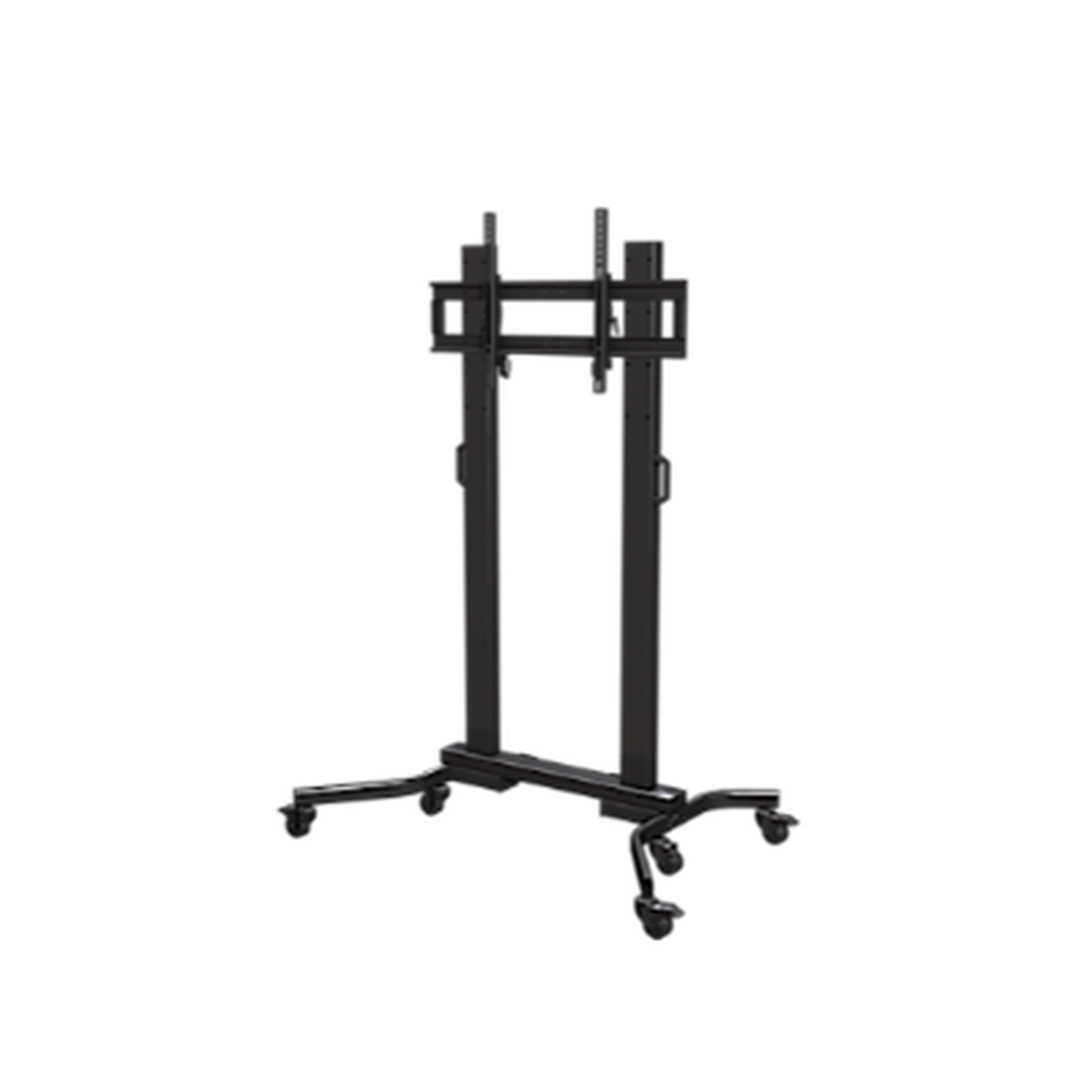 Crimson Heavy duty mobile cart for displays larger than 60