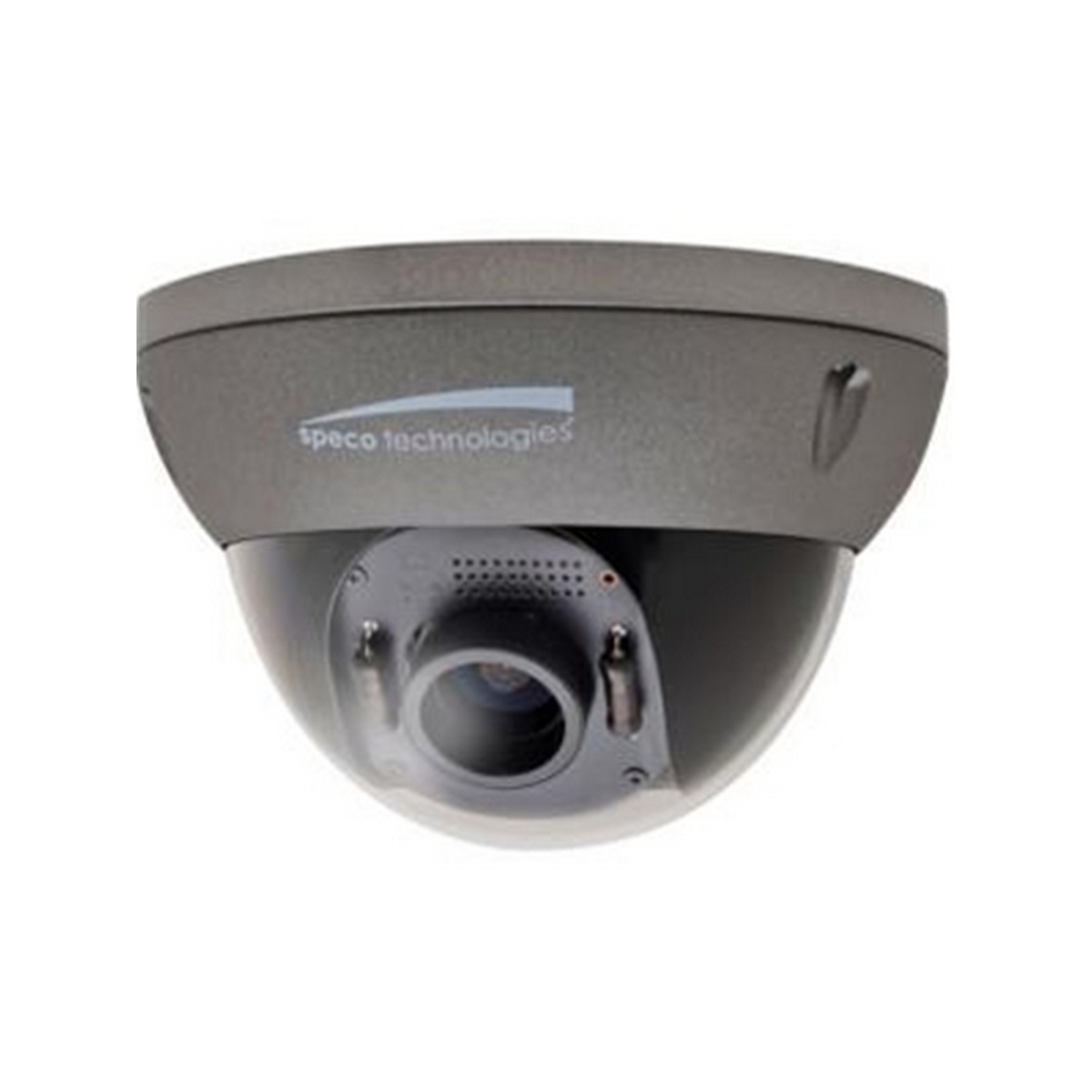 Intensifier IP Full HD 2MP Vandal Dome, 2.8-11mm motorized lens, grey housing Speco O2iD4M