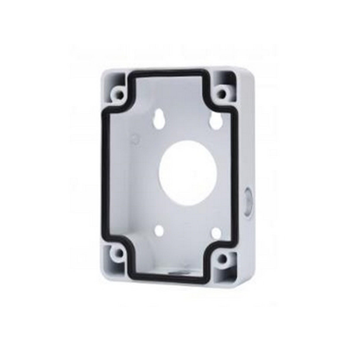 Dahua Material: Aluminum,Color: White,Dimension: 115mm*160mm*37mm,Weight: 0.5Kg Junction Box PFA120
