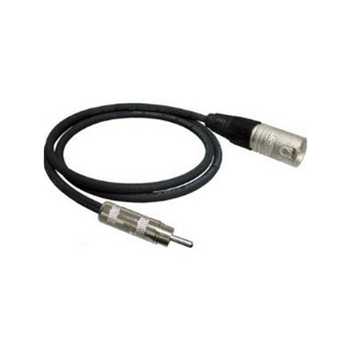 Rapco RCA Male to XLR Male 3 foot