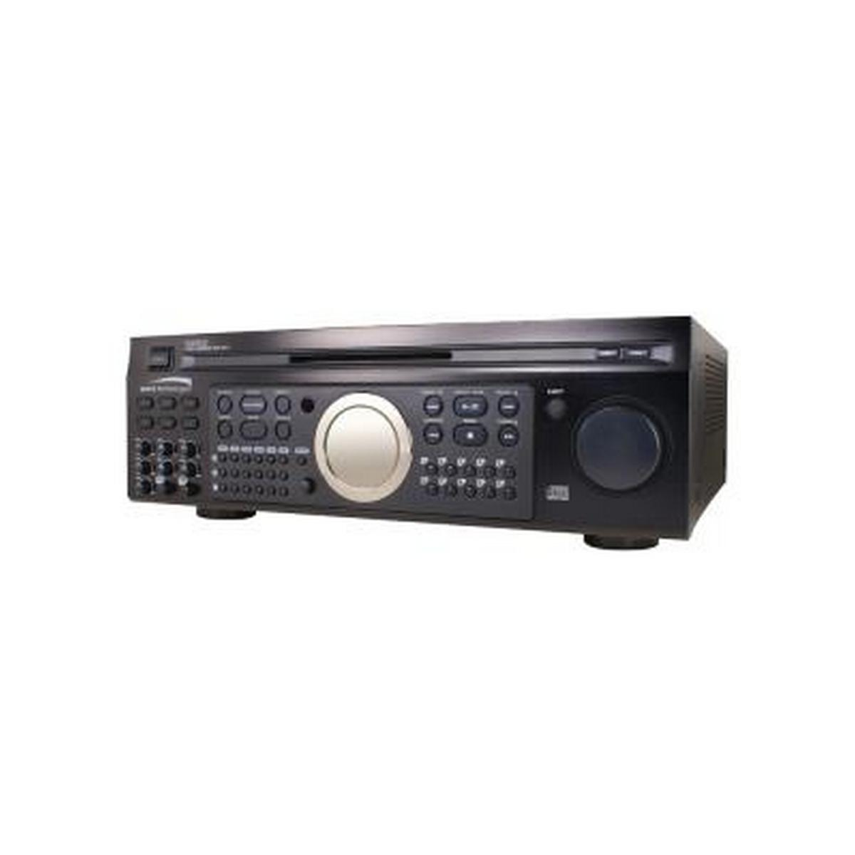 Speco P120FACD 120W PA Amplifier with FM Tuner & CD Player