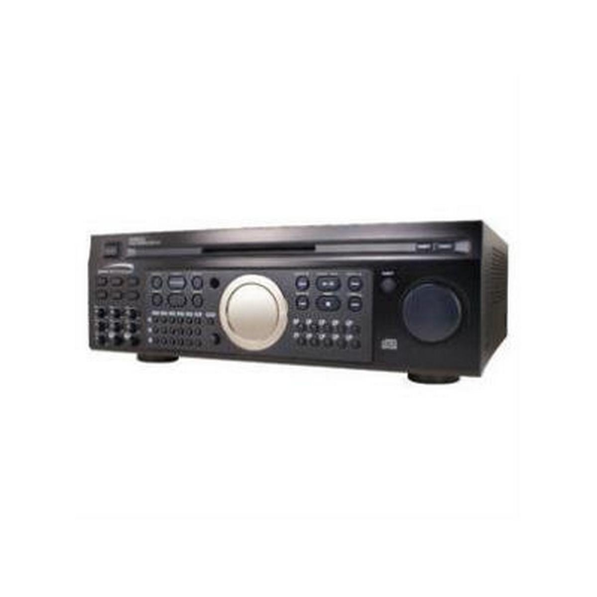 Speco P240FACD 240W PA Amplifier with FM Tuner & CD Player