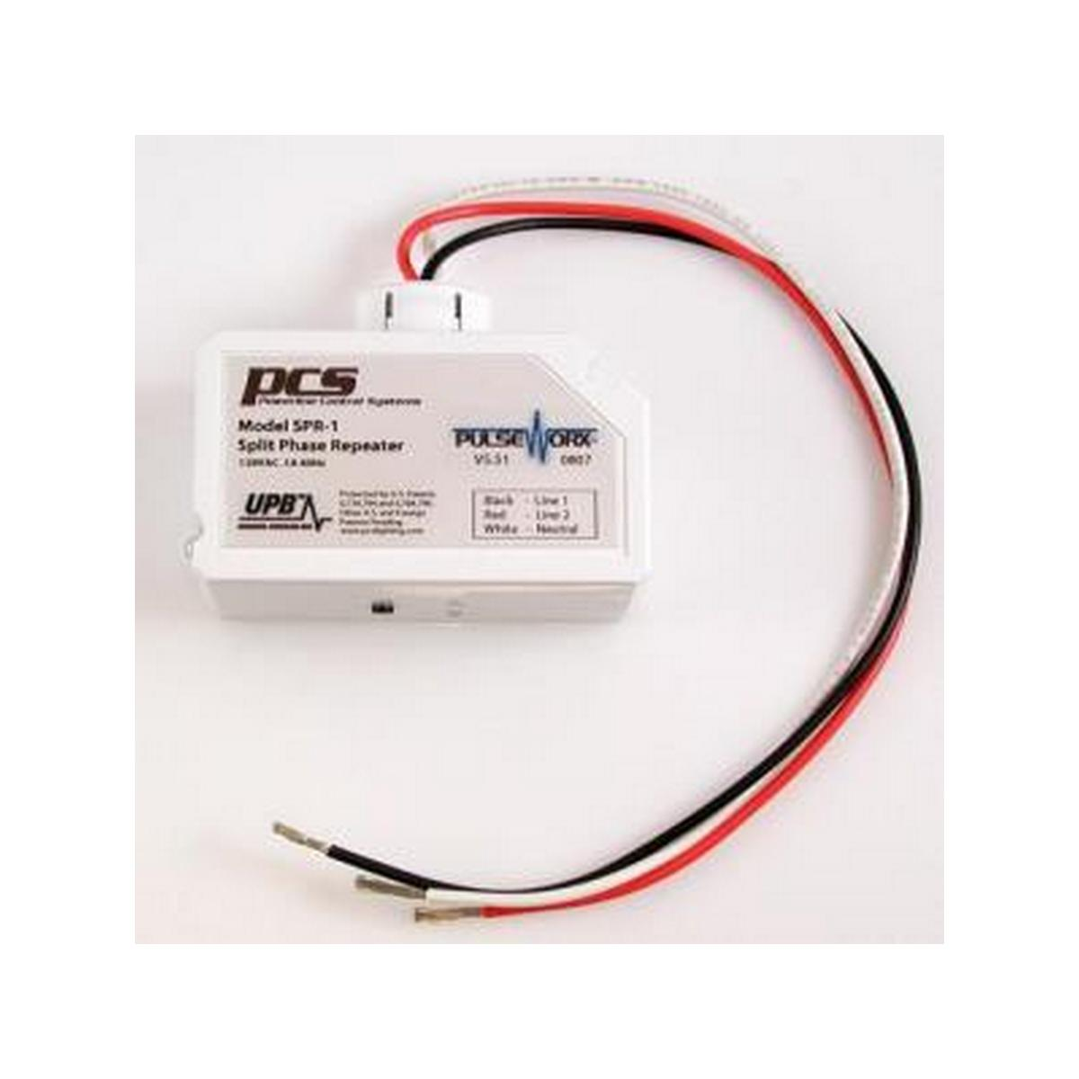 Pulseworx SPR-1 Wire in SPlit Phase Repeater