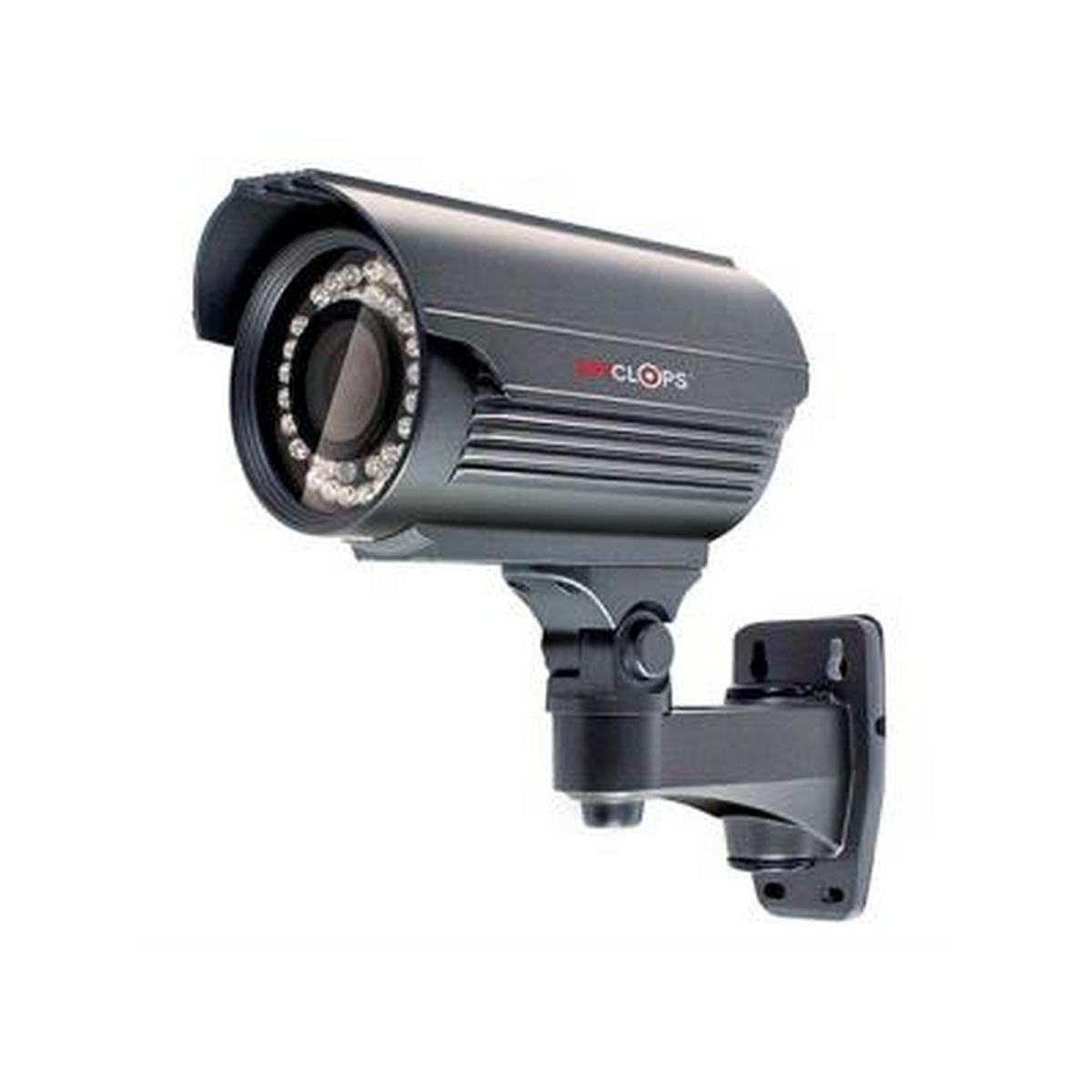 SPYCLOPS BULLET CAMERA DARK GREY 700 TVL IP66 .001 LUX 42 IRLED