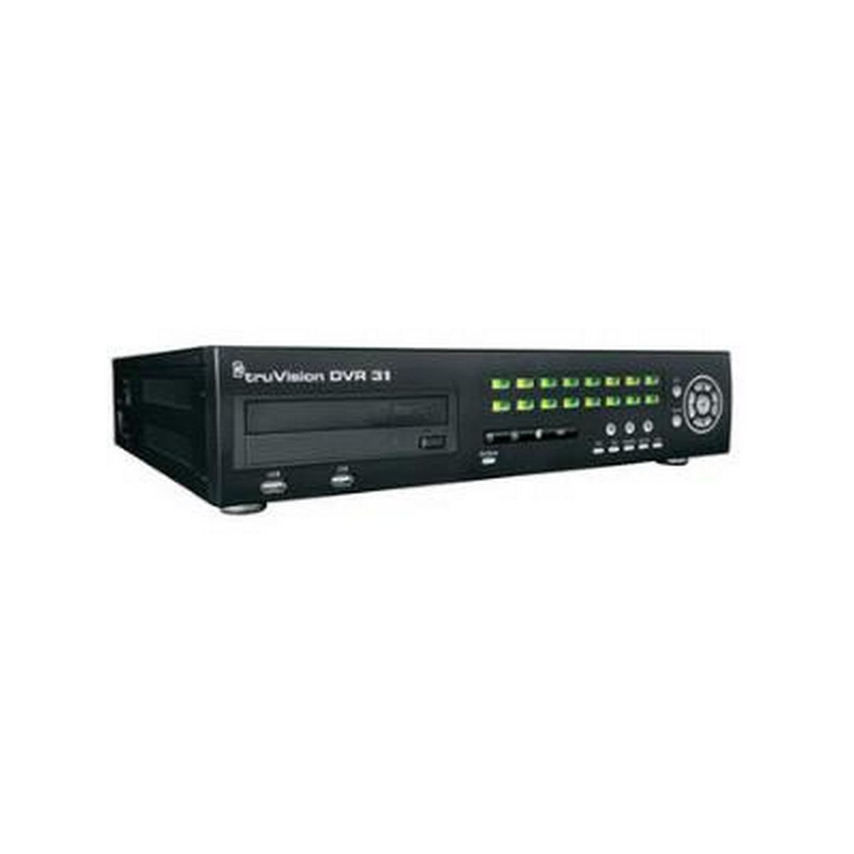 G.E. TVR-3116-2T  Truvision DVR, 16 Channel, DVD, 2TB