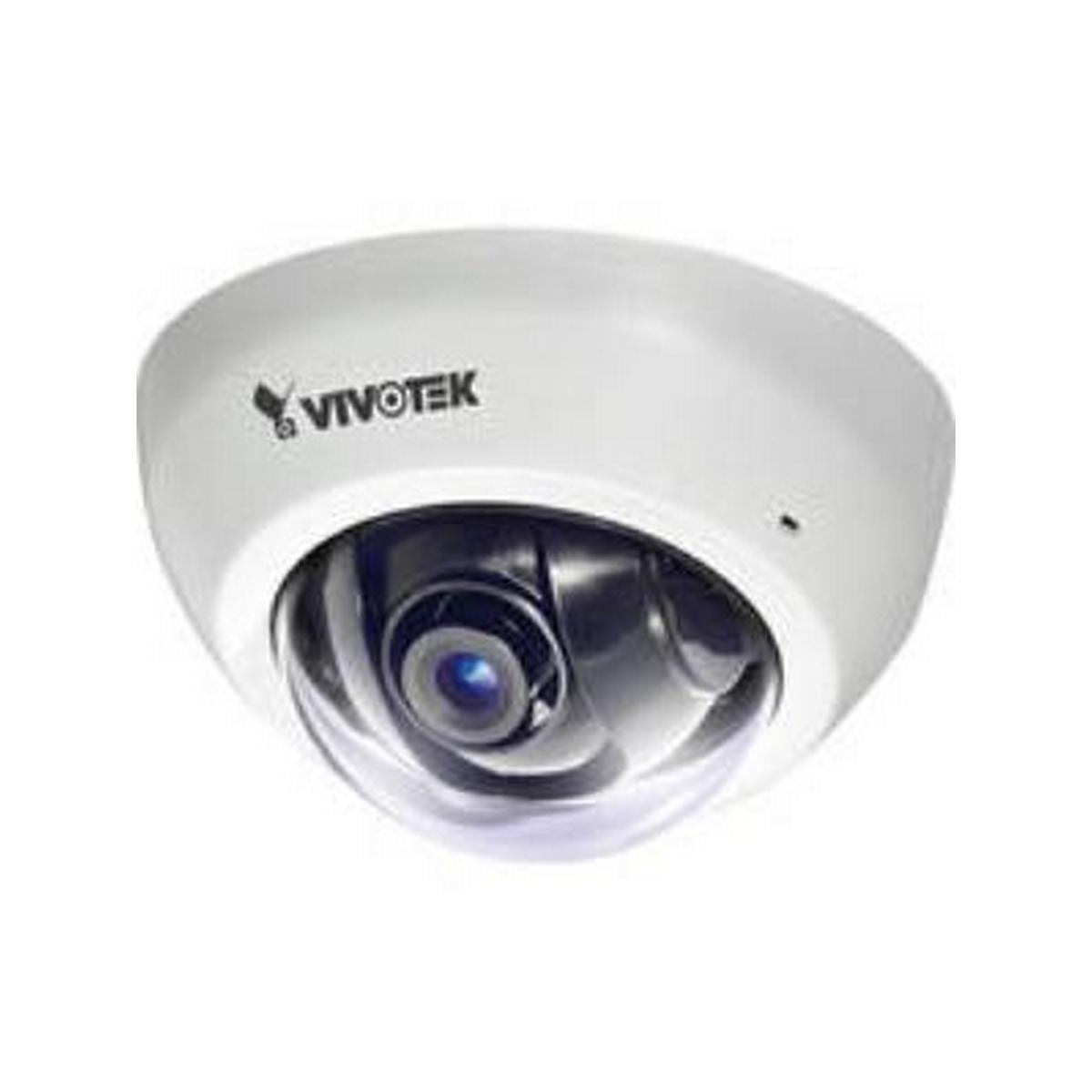 Vivotek FD8136-F6-W 1MP Ultra-mini Dome Network Camera 6 mm lens New!