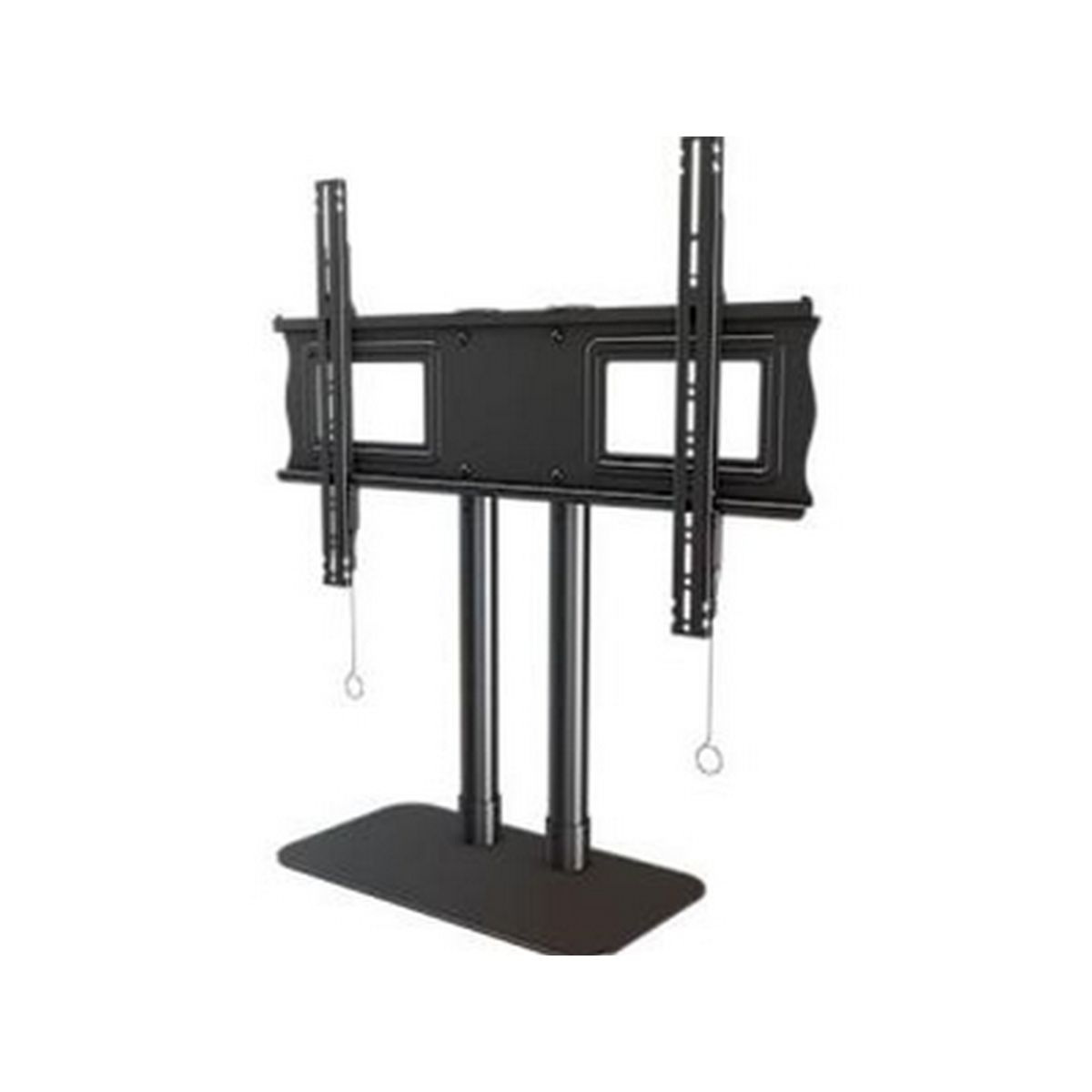 Crimson DS84 Single monitor desktop stand for extra large displays 32