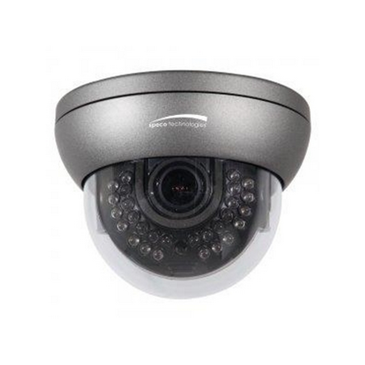 960H Outdoor IR Dome, With Chameleon Cover, 700TVL, 5-50mm Lens, Dual Voltage, OSD