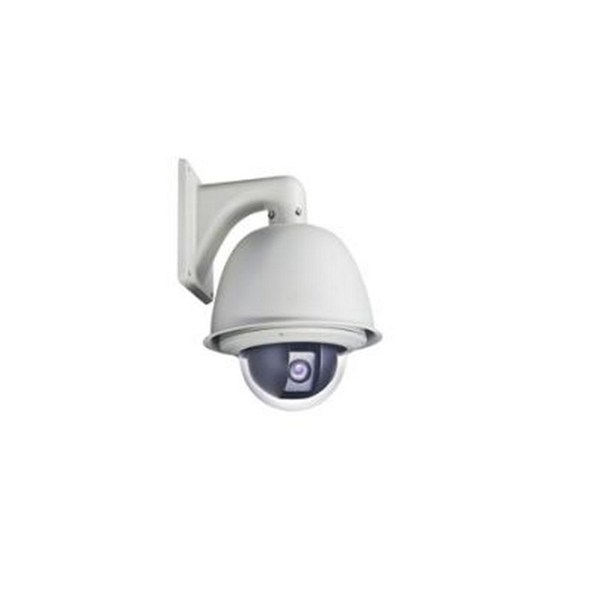INDOOR/OUTDOOR PTZ, 600TV LINES, 36X OPTICAL AUTO FOCUS ZOOM W/ AUTO TRACKING TECHNOLOGY, 24VAC - POWER SUPPLY AND WALL MOUNT INCLUDED