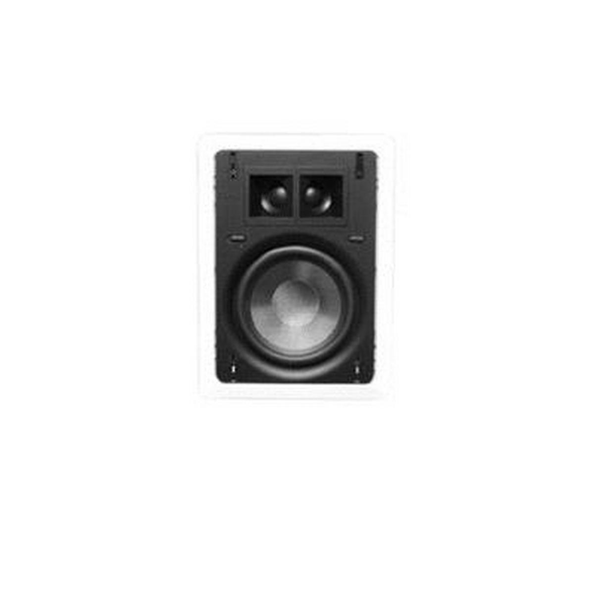 PhaseTech CI-SURR Kit CI60 VIII QM in-wall surround speaker with mounting kit included.