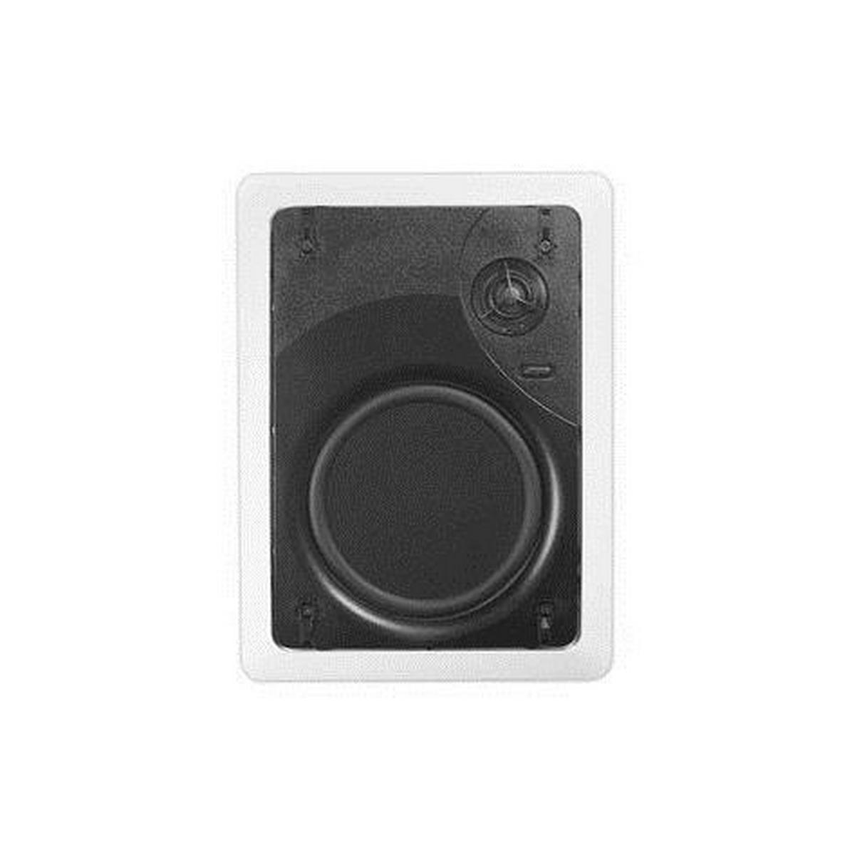 PhaseTech  CI60 VIII QM in-wall surround speaker with mounting kit included.