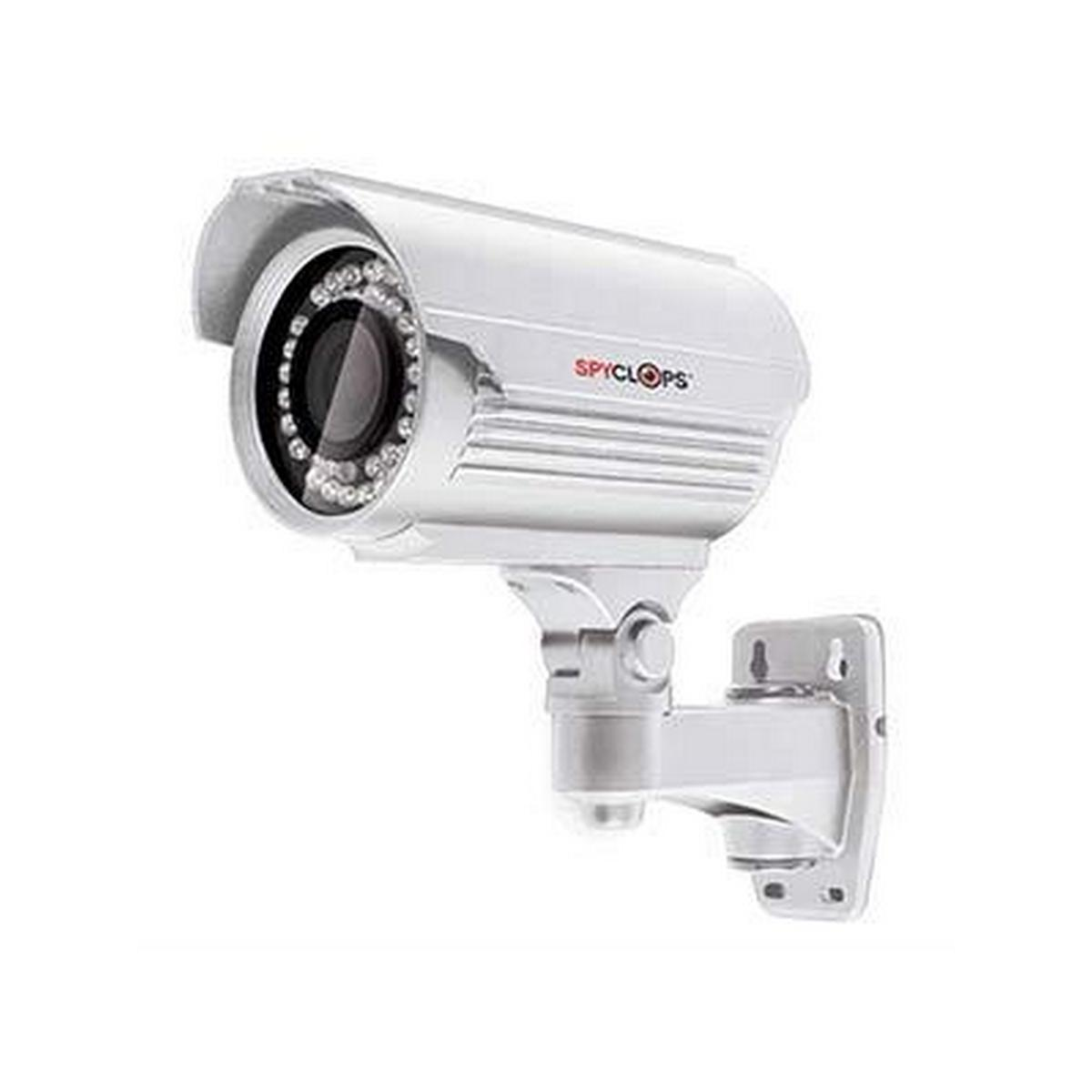 SPYCLOPS BULLET CAMERA WHITE 700 TVL IP66 .001 LUX 42 IRLED