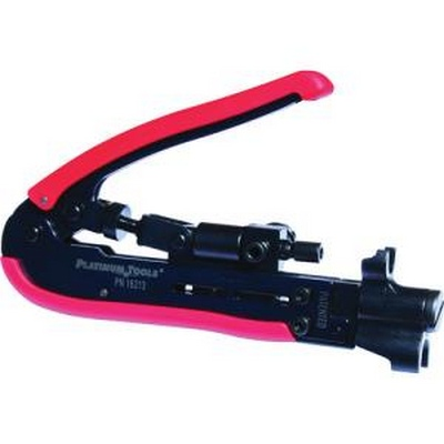Platinum Tools SealSmart PROCON Compression Crimp Tool.  Clamshell.