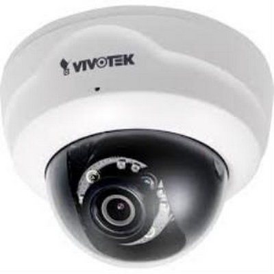Vivotek FD8163  IR Dome with 3-9MM Varifocal lense