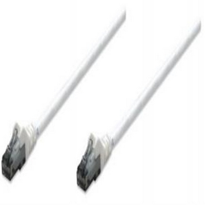 Intellinet CAT6 Data Patch Cable - 10ft - White