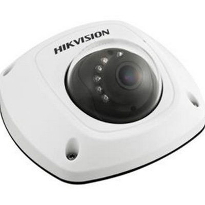 Outdoor Mini Dome, 3MP/1080p, H264, 4mm, Day/Night, IR (10m), IP66, PoE/12VDC