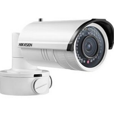 HIKVISION Outdoor Bullet, 3MP/1080p, H264, 2.8-12mm, Motorized Zoom/Focus, Day/Night, WDR, IR, IP66, Heater, PoE+/12VDC