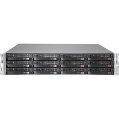 Digital Watchdog DW-BJER2U40T Blackjack E-Rack 2U 12-Bay Chassis . The Blackjack E-Rack is a powerful and user-friendly video management recording solution,