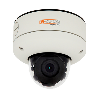 Digital Watchdog DWC-V4363D  Snap It Vandal dome, Starlight, 3.3-12mm, UTP, dual voltage