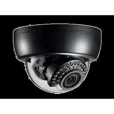 Indoor True Day/Night with DWDR IR Dome 720+ TVL, 2.8-12mm, OSD, 100 Ft IR Range, Dual Voltage