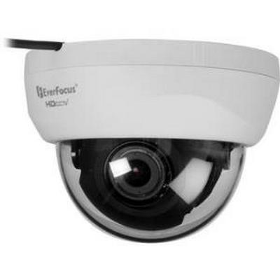 WHITE Indoor True Day/Night with DWDR, 2.8-12mm, 720+ TVL, 3-Axis, OSD, Dual Voltage