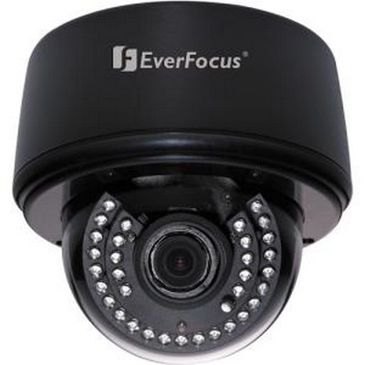 Everfocus EDN3340 3MP CMOS, 15fps, Indoor IR Dome, No-WDR