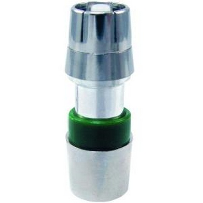 ICM FS6RCAU-R RCA Connector, Universal Silver Connector, RG6, Includes: (25) Connectors.
