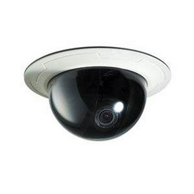 INDOOR WHITE DOME, 1/3 I-SNIPER PIXIM 960H IMAGE SENSOR, 690TV LINES, 3.3-12MM LENS, TRUE WDR, 12VDC/24VAC, NO POWER SUPPLY INCLUDED