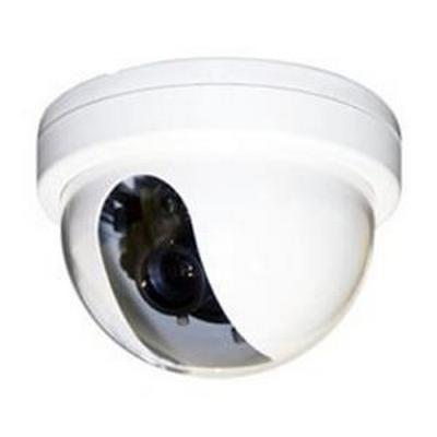 INDOOR WHITE DOME, 1/3 SONY SUPER HAD, 540TV LINES, SSNRIII, 3.3-12MM LENS, 12VDC/24VAC - NO POWER SUPPLY INCLUDED
