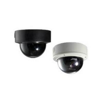 INDOOR/OUTDOOR VANDAL BLACK DOME, 1/3 SONY SUPER HAD, 540TV LINES, SSNRIII, 3.3-12MM LENS, 12VDC/24VAC - NO POWER SUPPLY INCLUDED