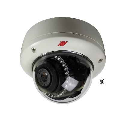 IPFD3TI  ATV IP Int Surface/Flush Dome, 3MP, TDN, 3.5-16mm, Micro-SD, 30-IR, IP66, 12VDC/PoE