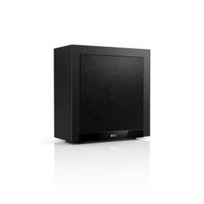 "KEF T2 Subwoofer Closed box powered subwoofer. Features a 10"" LF driver and a 250W