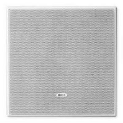 KEF Ci160Cs Ultra Thin Bezel Square 10 - 100W Cut-out dimensions 7.64 x 7.64 in.