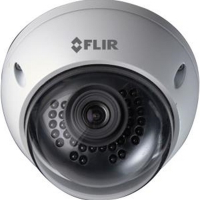 Mini V.Dome, 3MP, 3MP@20fps, 2.8mm, IR LED's, POE / 12V, ONVIF, Micro SD, dual streaming