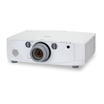 5500-lumen Widescreen Advanced Professional Installation Projector NP550W13ZL