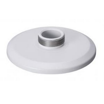 Dahua Material: Aluminum,Color: White,Dimension:F169mm*37mm,Weight: 0.25Kg Mount Adapter PFA102