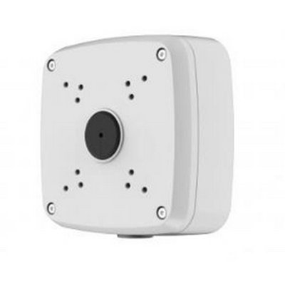 Dahua Material: Aluminum,Color: White,Dimension: 134.0mm*134.0mm*53.5mm,Weight: 0.6Kg Junction Box PFA121