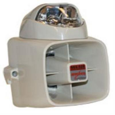 Potter SSX-52  Indoor/outdoor self contained armored siren