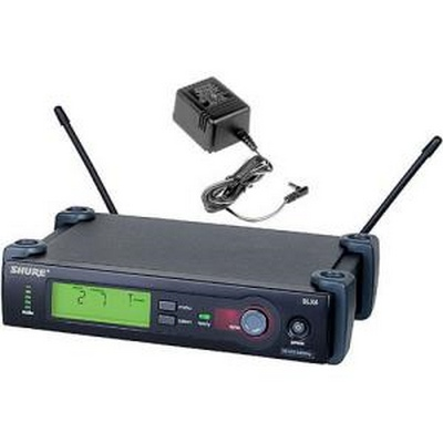 SHURE SLX4L DIVERSITY UHF WIRELESS