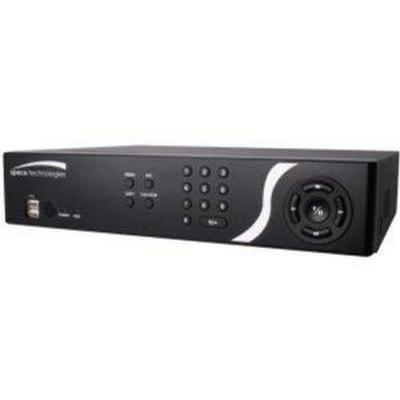 Speco D16CS2TB 16 Channel Embedded DVR, 2TB HDD