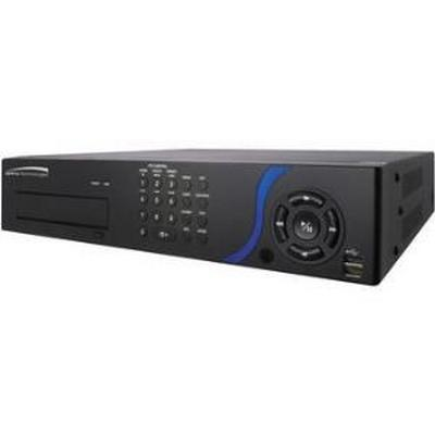 Speco D16LS2TB 16 Channel Embedded DVR with Loop outs, 2TB HDD